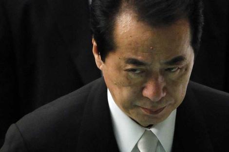 Naoto Kan, en una imagen tomada hace unos días. | Reuters