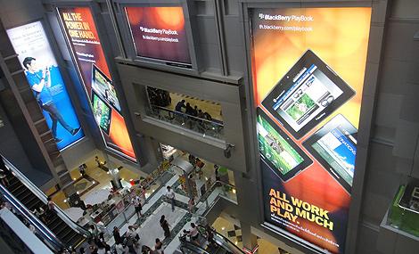 Centro comercial de Bangkok