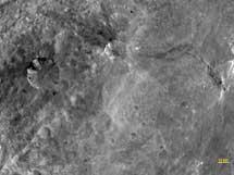 El hemisferio sur de Vesta. | NASA