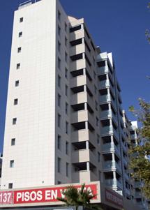Bloque de pisos nuevos en venta en Valencia. | Benitos Pajares