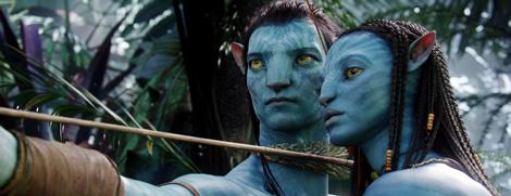 Fotograma de la película 'Avatar'.   EL MUNDO