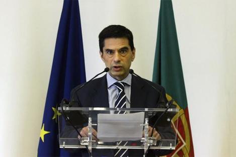 El ministro de Finanzas luso, Vítor Gaspar | EFE