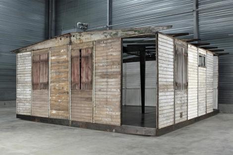 La Casa 6x6, vivienda prefabricada.   IvoryPress
