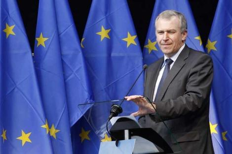 El primer ministro belga en funciones, Yves Leterme. | Reuters