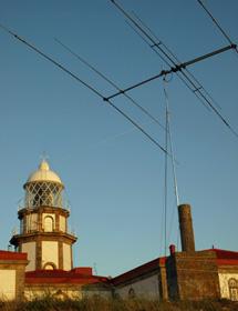 Un antena de radio. | Asorapa
