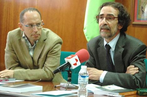 Oscar Fernández y Luis Díaz Viana.