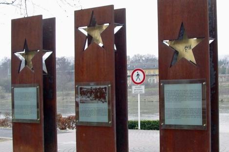 Monumento al acuerdo de Schengen en Luxemburgo. | Cornischong