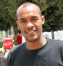Simon, un joven etiope sin muchas esperanzas. | Foto: S. Emergui