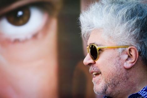 El director, en la presentación de su último filme. | Carlos García Pozo