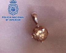 Diamante robado. | ELMUNDO.es