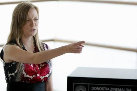 La directora canadiense Sarah Poley. | Efe