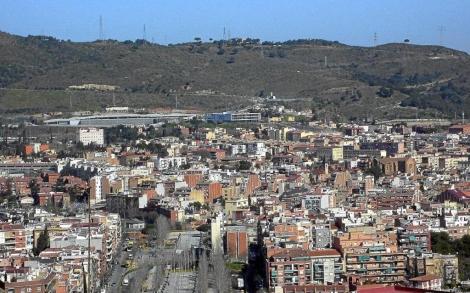 Vista de Collserola con Barcelona a sus pies. | Joan Manuel Baliellas