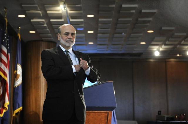 El presidente de la Reserva Federal, Ben Bernanke. | Reuters