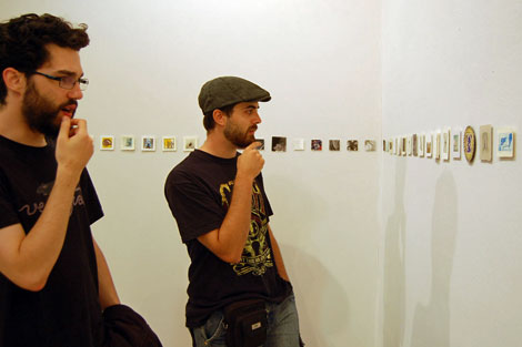 Han participado un total de 200 alumnos de escuelas de arte. | N.P.