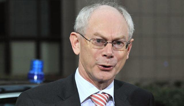El presidente del Consejo Europeo, Herman Van Rompuy. | Afp