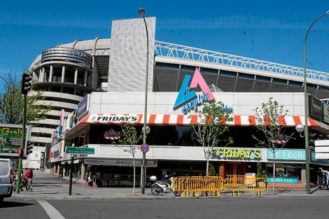 La Esquina del Bernabéu. | Bernabé Cordón