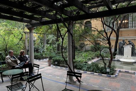 La Casa Sorolla, una de las casas-museo que incluye la oferta.   Antonio Heredia