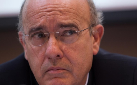 El conseller de Salut, Boi Ruiz. | Jordi Soteras