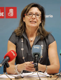 María José Caride. | Efe