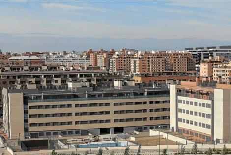 Bloques de viviendas | Oscar Monzón