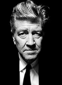 David Lynch. | C. Saunders
