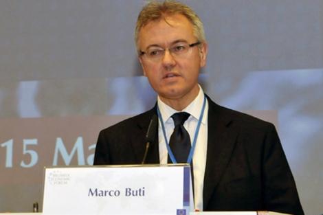 Marco Buti, director general de Asuntos Económicos del Ejecutivo comunitario. | Europa.eu