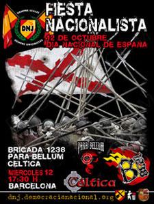 Concierto neonzai en Sabadell