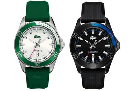 Sport Navigator , la nueva colección de relojes de Lacoste. 38fe89b68a