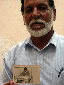 Sidahmeh Brahim Burhi.   E.C.