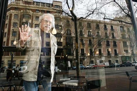 El fotógrafo catalán Ramón Masats ganador del premio fotográfico de Palencia. | B. Rivas
