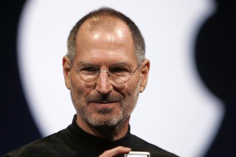 Steve Jobs, durante la presentación del iPod Nano, en 2007. | AP