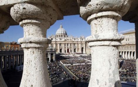 Basílica del Vaticano. | Reuters