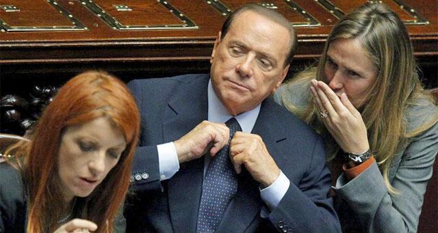 El primer minstro italiano, en el Parlamento. | Archivo