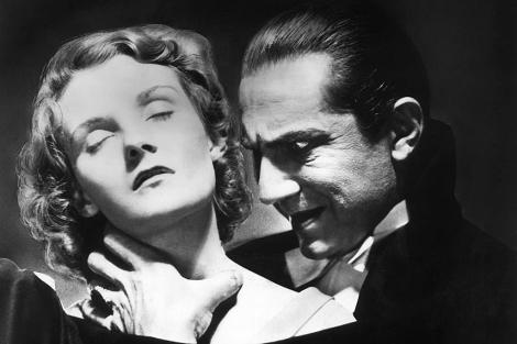 Fotograma de la película 'Drácula' de Bega Lugosi.