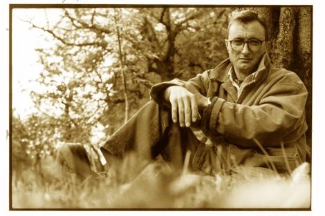 Arturo Pérez-Reverte, en 1995, poco antes del 'nacimiento' de Alatriste. | Carlos Mirallles