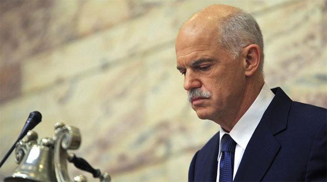 El primer ministro griego, Yorgos Papandreu. | Efe