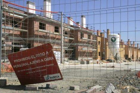 Viviendas en construcción en A Coruña. | Kiko Delgado