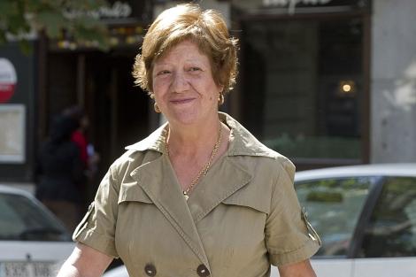 La juez Ángela Murillo. | Gonzalo Arroyo