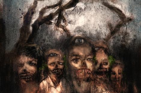 Una de las ilustraciones de Irene León Guijarro para la edición de 23 Escalones.