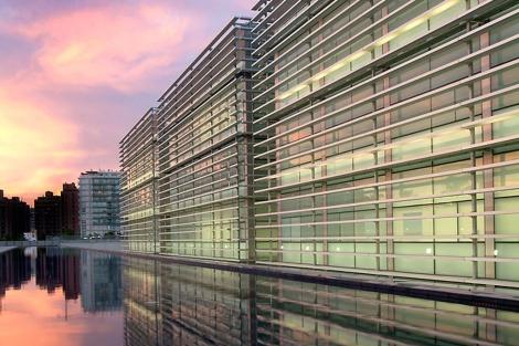 El Centro de Investigaciones Príncipe Felipe de Valencia.   E.M.