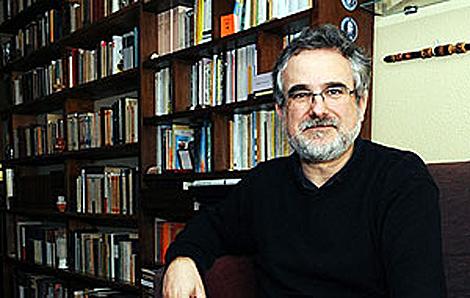 El sacerdote Victorino Pérez Prieto, en una entrevista en 2010. | ECG