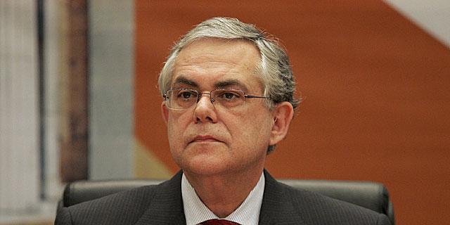 Lucas Papademos, ex vicepresidente del BCE.