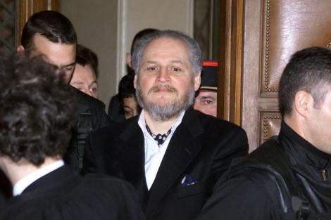 Ilich Ramírez, en una imagen tomada en un tribunal francés en 2001.| Reuters