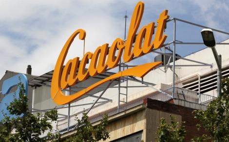 Planta de la sede de Cacaolat en Barcelona. | Antonio Moreno