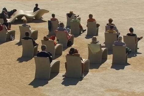 Fotograma del documental 'Mercado de futuros' de la directora Mercedes Álvarez.   SEFF