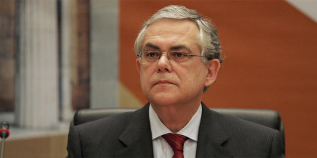 Lucas Papademos, uno de los candidatos que se barajan para sustituir a Yorgos Papandreu. | Efe