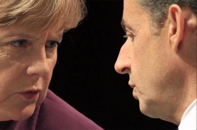 Merkel y Sarkozy, el pasado 2 de noviembre. | Reuters