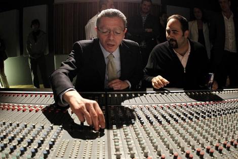 Gallardón, en la presentación de la Red Bull Music Academy. | Alberto di Lolli