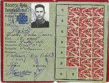 Carnet del PCE devuelto a Cataluña.