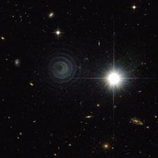 La espiral CRL3068 | NASA/ESA Hubble
